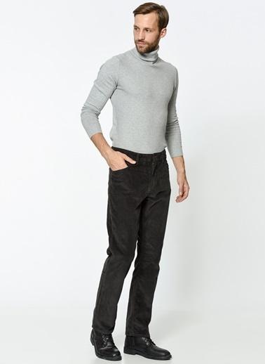 Lee Cooper Kadife Pantolon | Ricky - Regular Antrasit